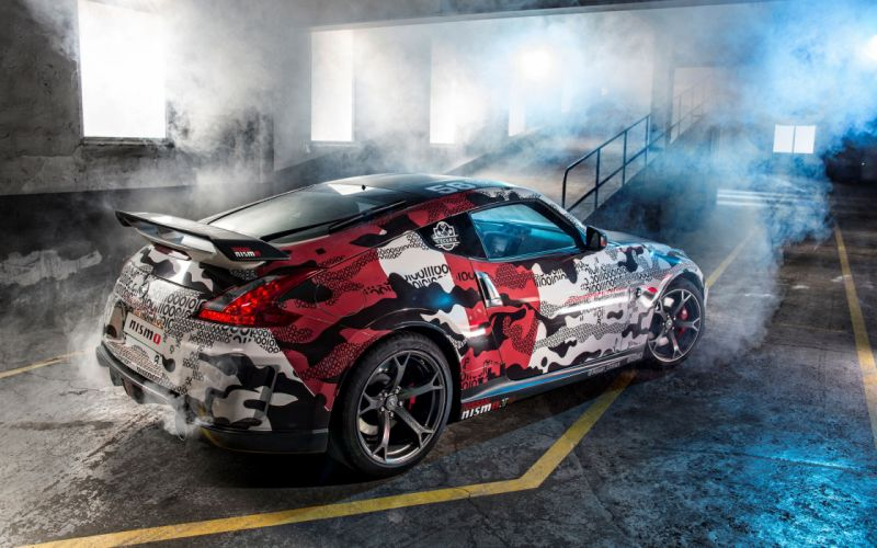 2013 Nissan 370Z NISMO Gumball 3000 Rally tuning ge wallpaper