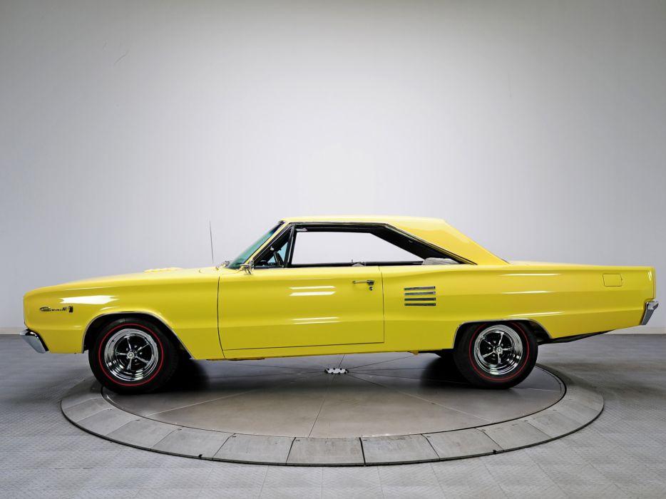 1966 Dodge Coronet 500 440 Magnum WP23 muscle classic   h wallpaper