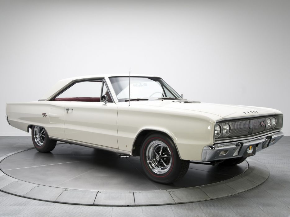 1967 Dodge Coronet R-T Hardtop Coupe WS23 muscle classic   he wallpaper