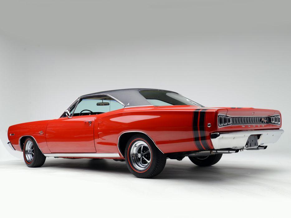 1968 Dodge Coronet R-T 426 Hemi WS23 muscle classic   g wallpaper