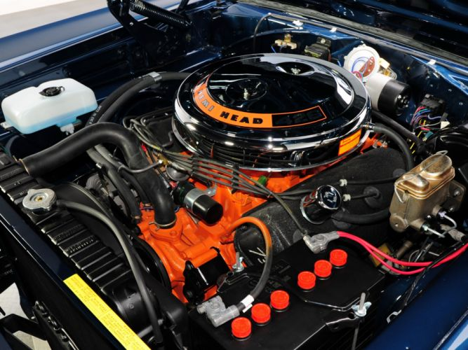 1968 Dodge Coronet R-T Hemi Convertible WS27 muscle classic engine engines d wallpaper