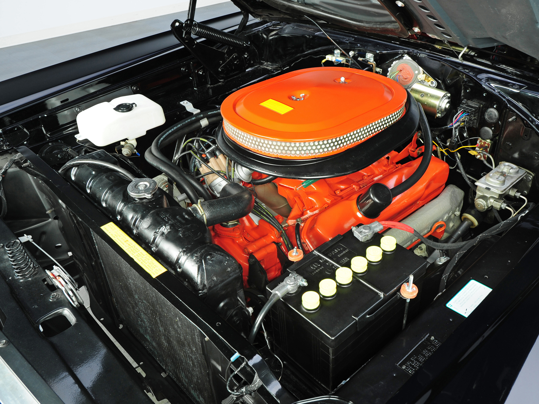 1969 Dodge Coronet R T 440 Magnum Ws23 Muscle Classic