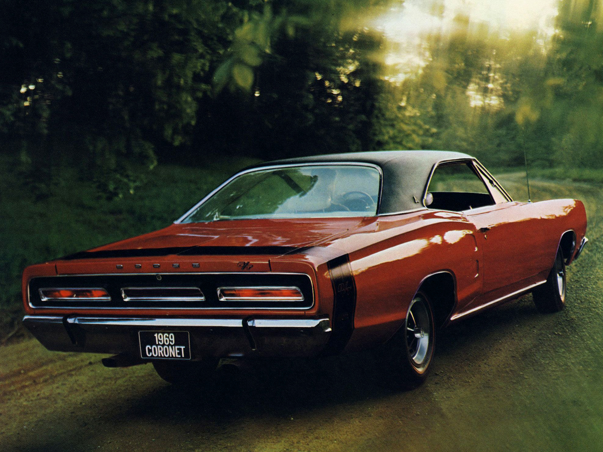 1969 Dodge Coronet R T 440 Magnum Ws23 Muscle Classic G