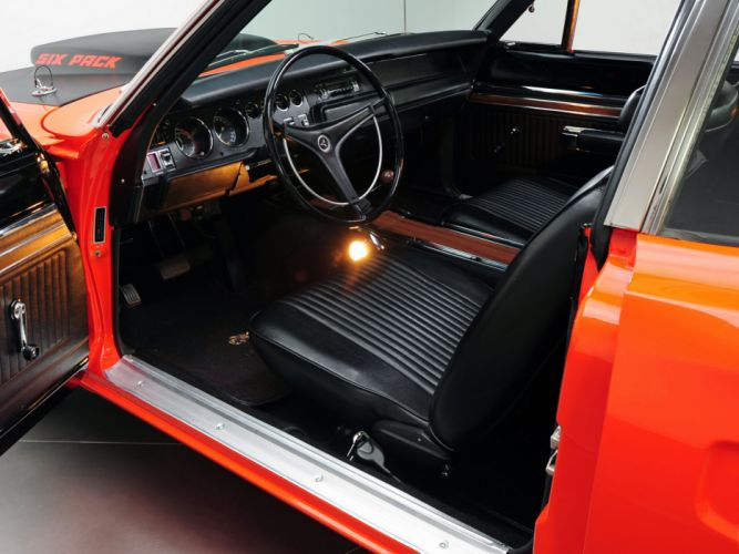 1969 Dodge Coronet Super Bee 440 Six Pack Coupe WM21 muscle classic f wallpaper