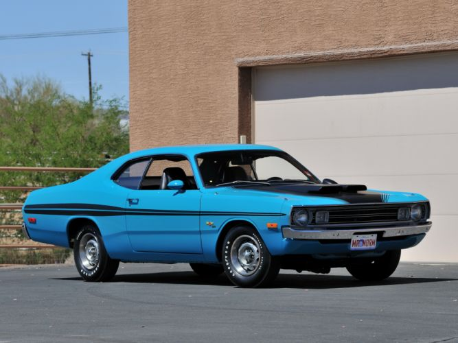 1972 Dodge Demon 340 LM29 muscle classic f wallpaper