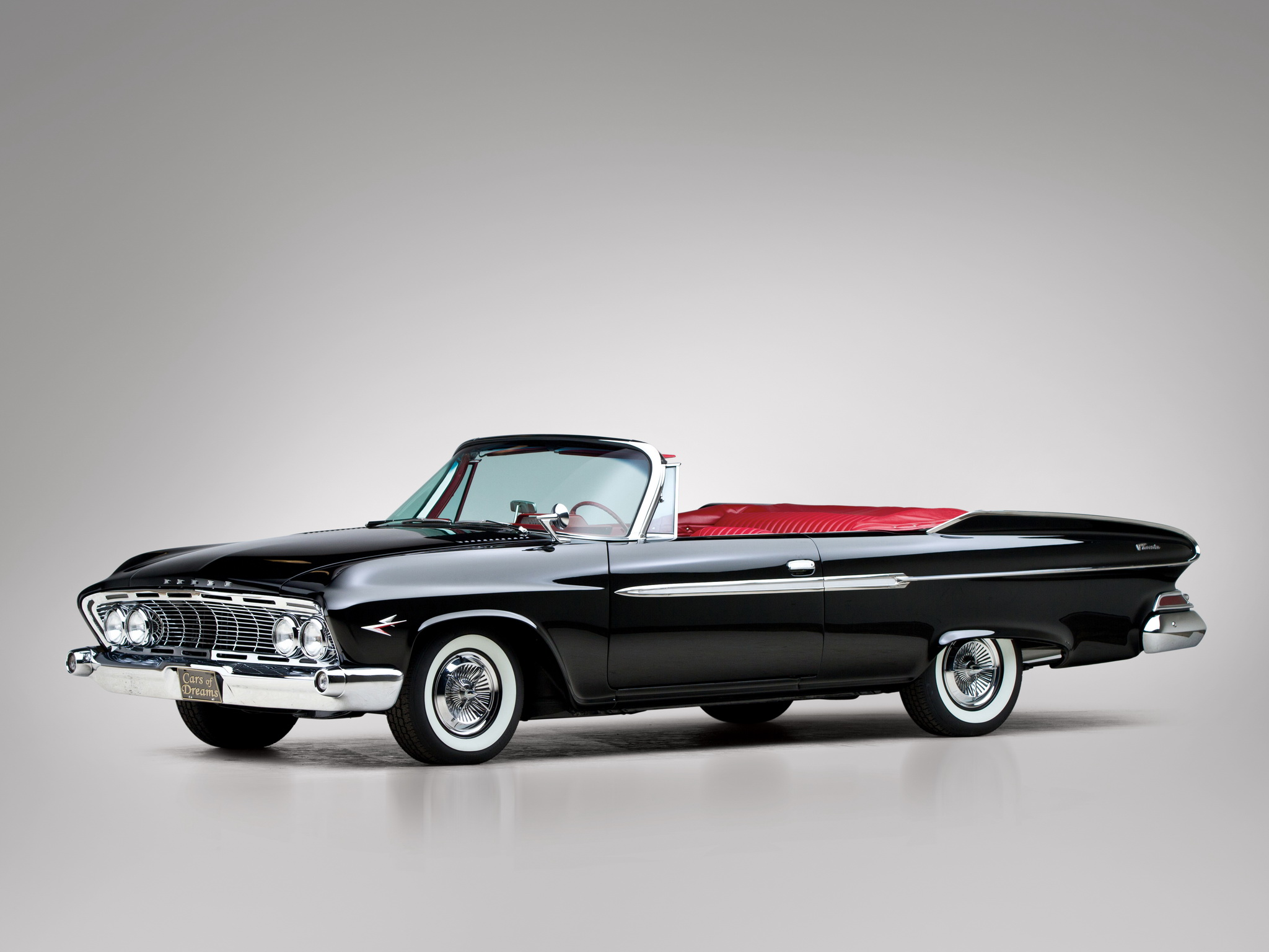 1961 dodge dart phoenix d 500 convertible classic f. Black Bedroom Furniture Sets. Home Design Ideas