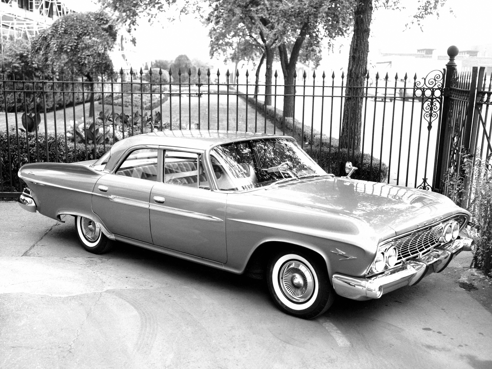 1961 dodge dart seneca sedan 413 classic wallpaper. Black Bedroom Furniture Sets. Home Design Ideas