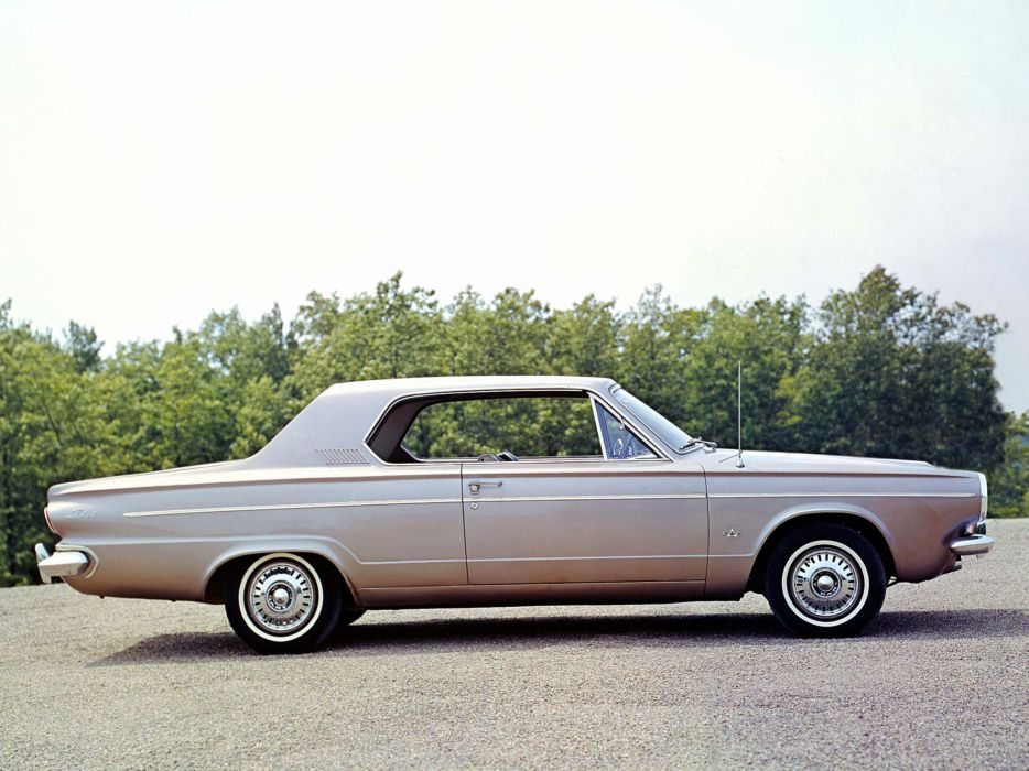 1963 Dodge Dart G-T Hardtop Coupe muscle classic wallpaper