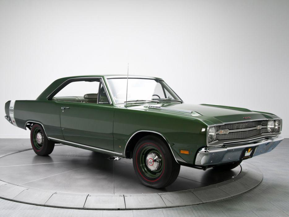 1969 Dodge Dart GTS 440 LS23 muscle classic    g wallpaper