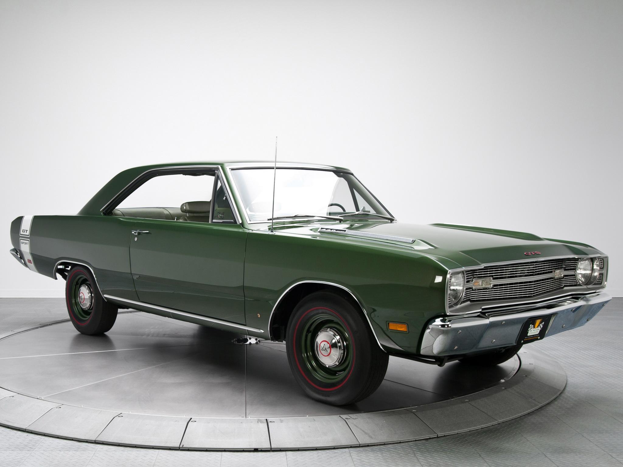1969 Dodge Dart GTS 440 LS23 muscle classic g wallpaper ...