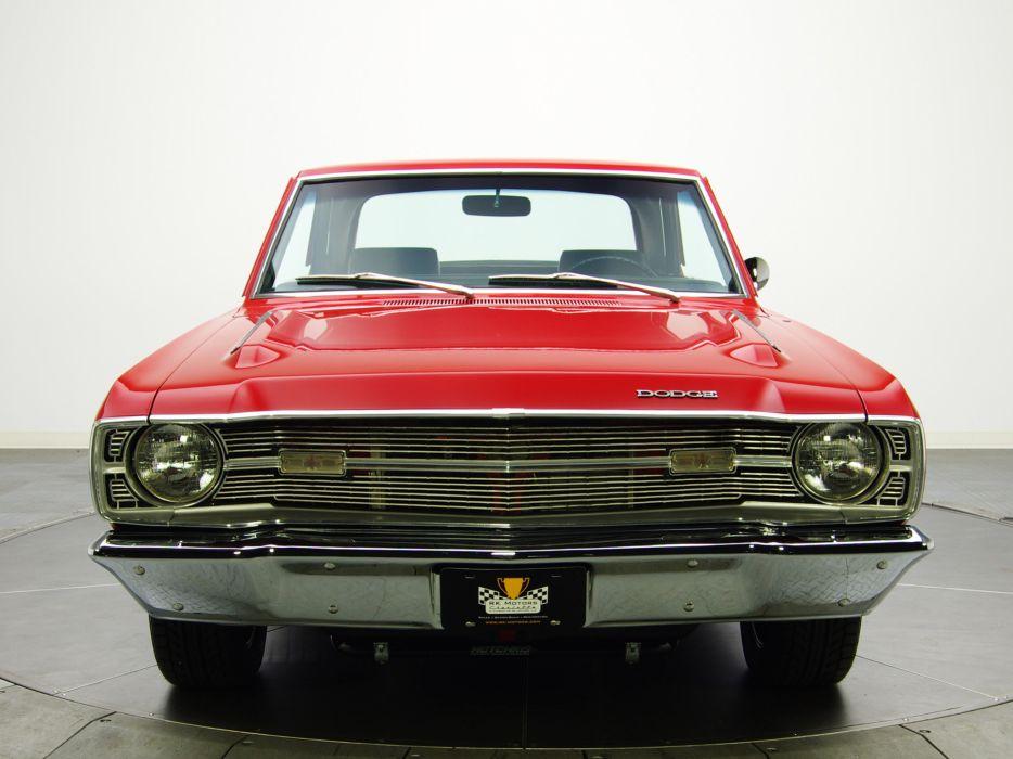 1969 Dodge Dart Swinger 340 muscle classic     g wallpaper