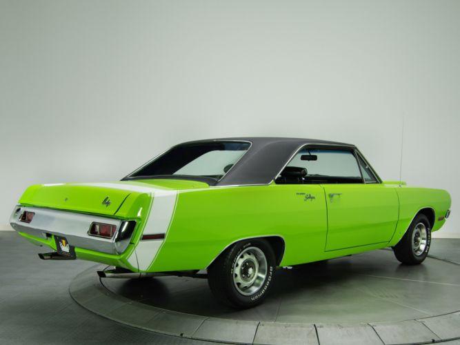 1970 Dodge Dart Swinger 340 muscle classic h wallpaper