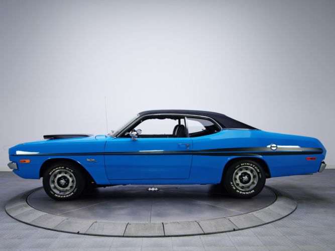 1972 Dodge Dart Demon 340 LM29 muscle classic g wallpaper
