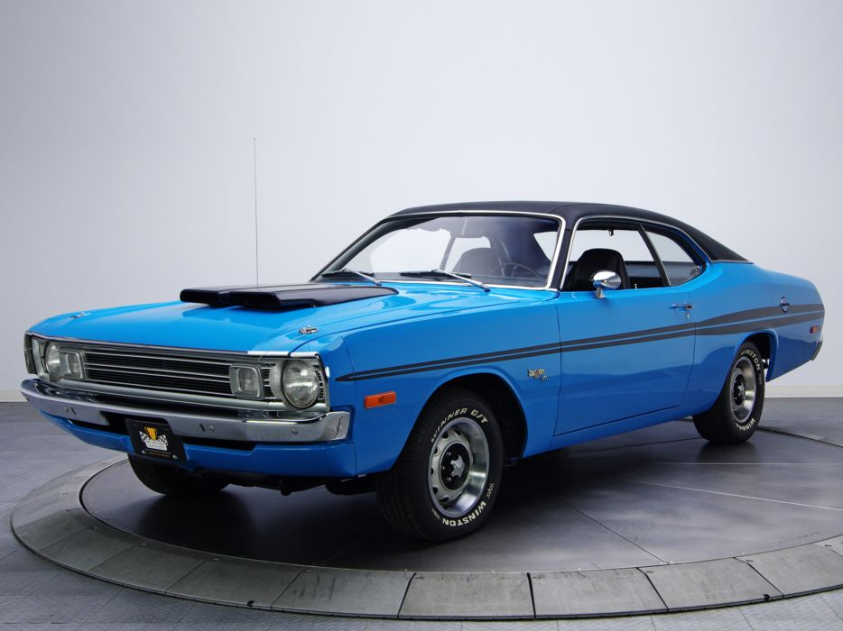 1972 dodge dart demon 340 lm29 muscle classic wallpaper. Black Bedroom Furniture Sets. Home Design Ideas