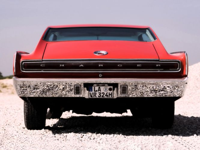1967 Dodge Charger XP29 muscle classic d wallpaper