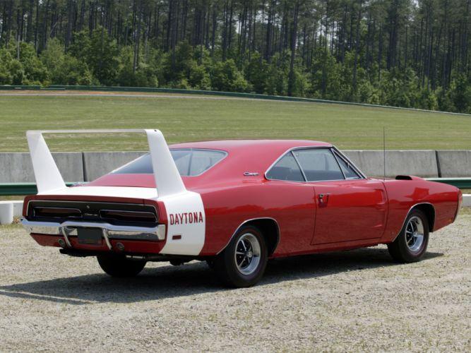 1969 Dodge Charger Daytona muscle classic supercar supercars g wallpaper
