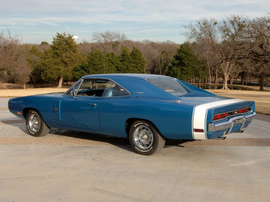 1970 Dodge Charger R-T 440 Six-Pack muscle classic   f wallpaper