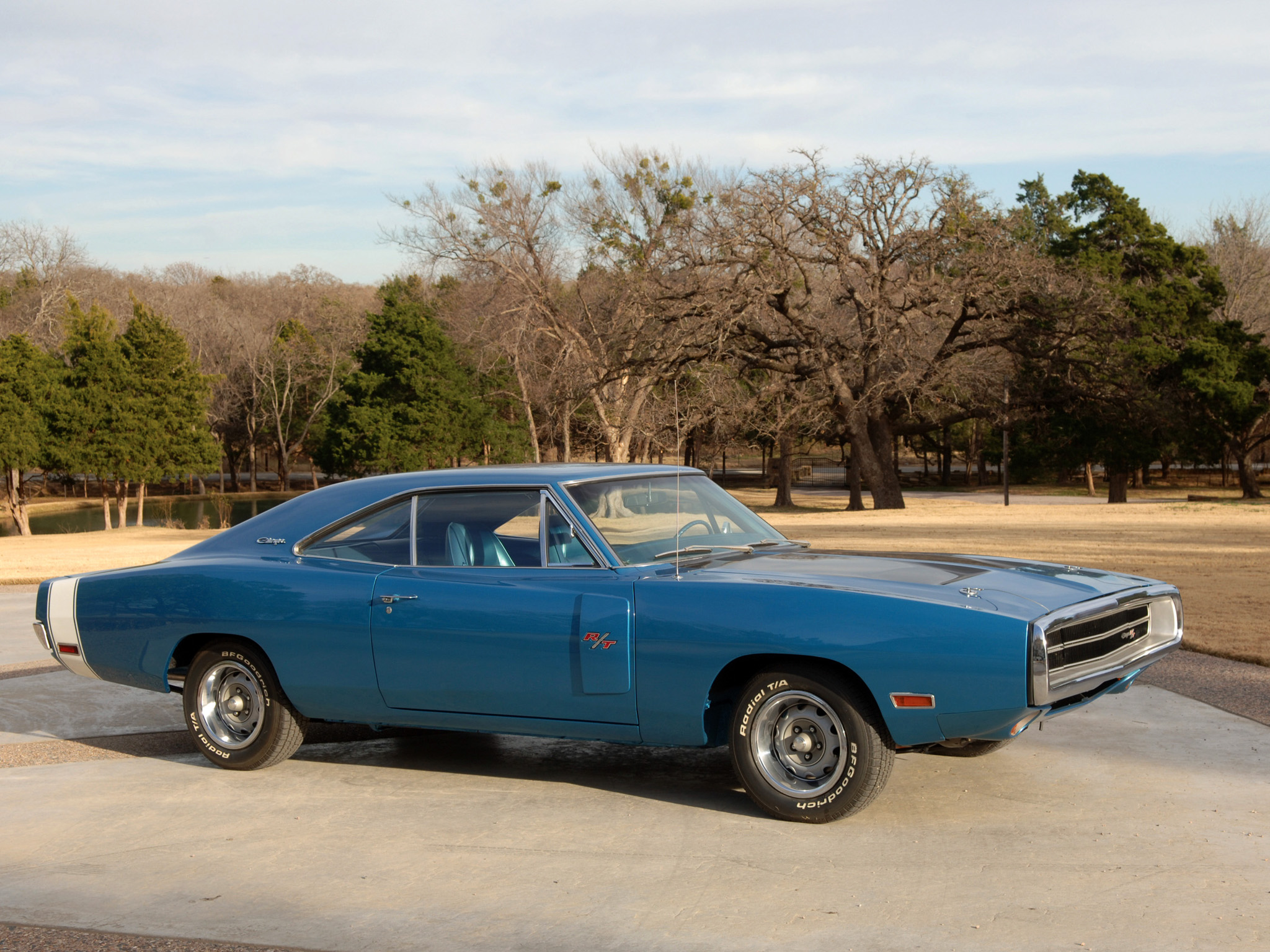 1970 Dodge Charger R T 440 Six Pack Muscle Classic