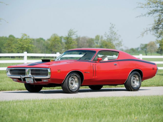 1971 Dodge Charger R-T muscle classic g wallpaper