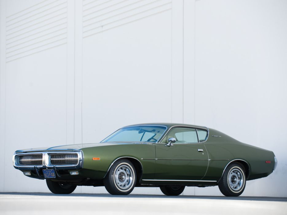 1972 Dodge Charger muscle classic  f wallpaper