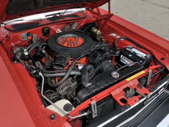 1970 Dodge Challenger R-T muscle classic engine engines wallpaper