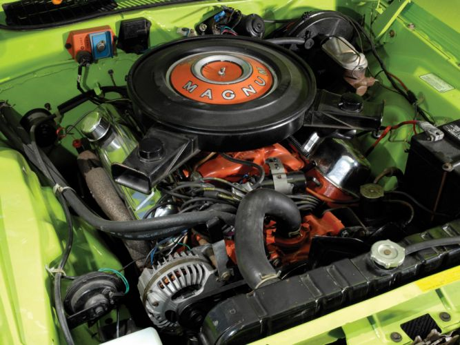 1970 Dodge Challenger R-T S-E muscle classic engine engines wallpaper