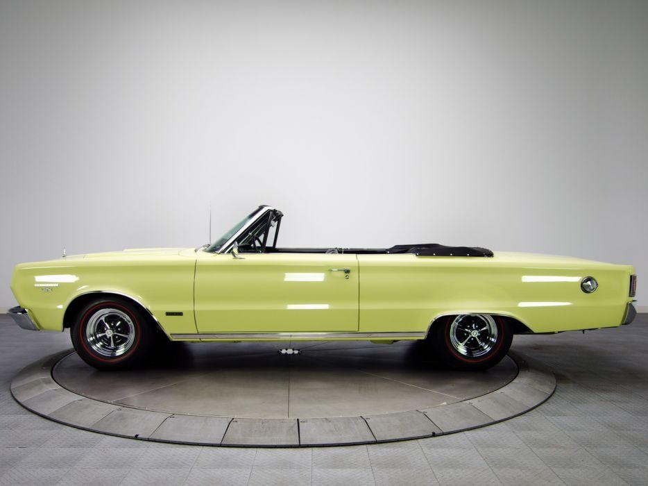 1967 Plymouth Belvedere GTX 426 Hemi Convertible muscle classic   g wallpaper
