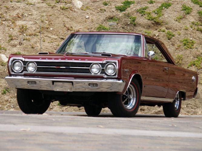 1967 Plymouth Belvedere GTX 426 Hemi muscle classic f wallpaper