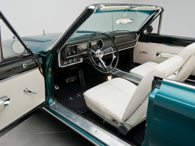 1967 Plymouth Belvedere GTX 440 Convertible RS27 muscle classic interior wallpaper