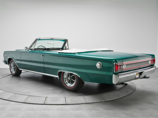 1967 Plymouth Belvedere GTX 440 Convertible RS27 muscle classic fs wallpaper