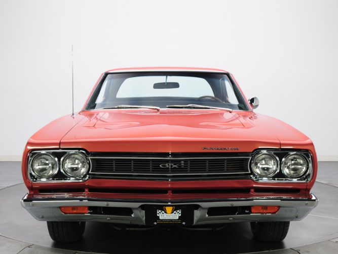 1968 Plymouth GTX 440 RS23 muscle classic f wallpaper