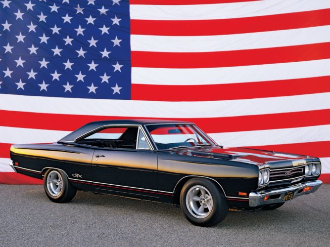 Classic American Cars Wallpapers Hd