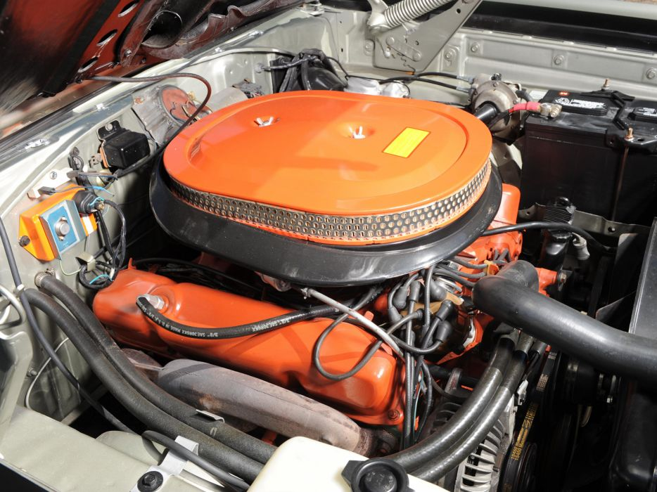 1969 Plymouth GTX 440 RS23 muscle classic engine engines wallpaper