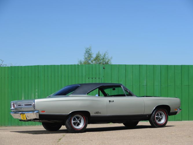 1969 Plymouth GTX 440 RS23 muscle classic g wallpaper