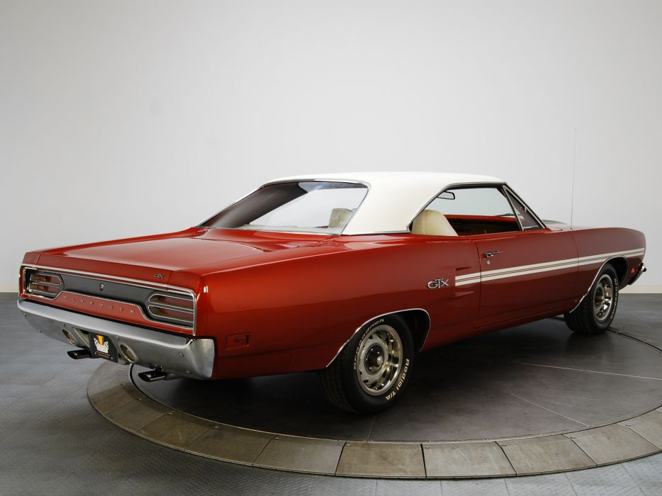 1970 Plymouth GTX RS23 muscle classic  f wallpaper