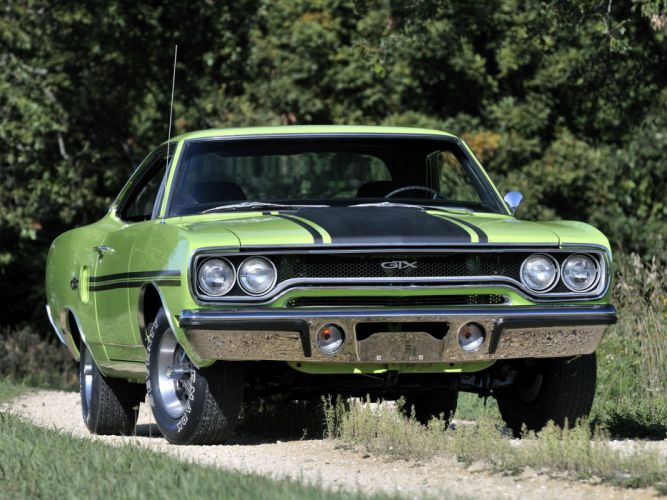 1970 Plymouth GTX RS23 muscle classic wallpaper