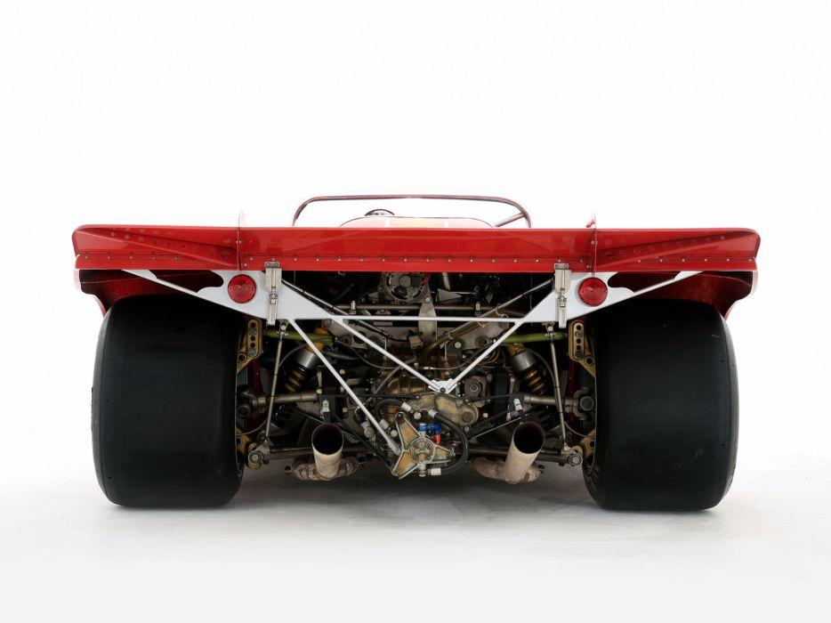 1971 Alfa Romeo Tipo 33 TT3 Spider race racing classic wheel wheels engine engines wallpaper