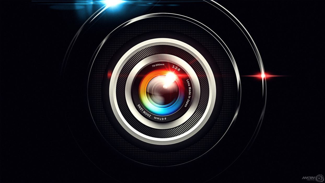 Camera Lens Wallpaper 1920x1080 117255 Wallpaperup