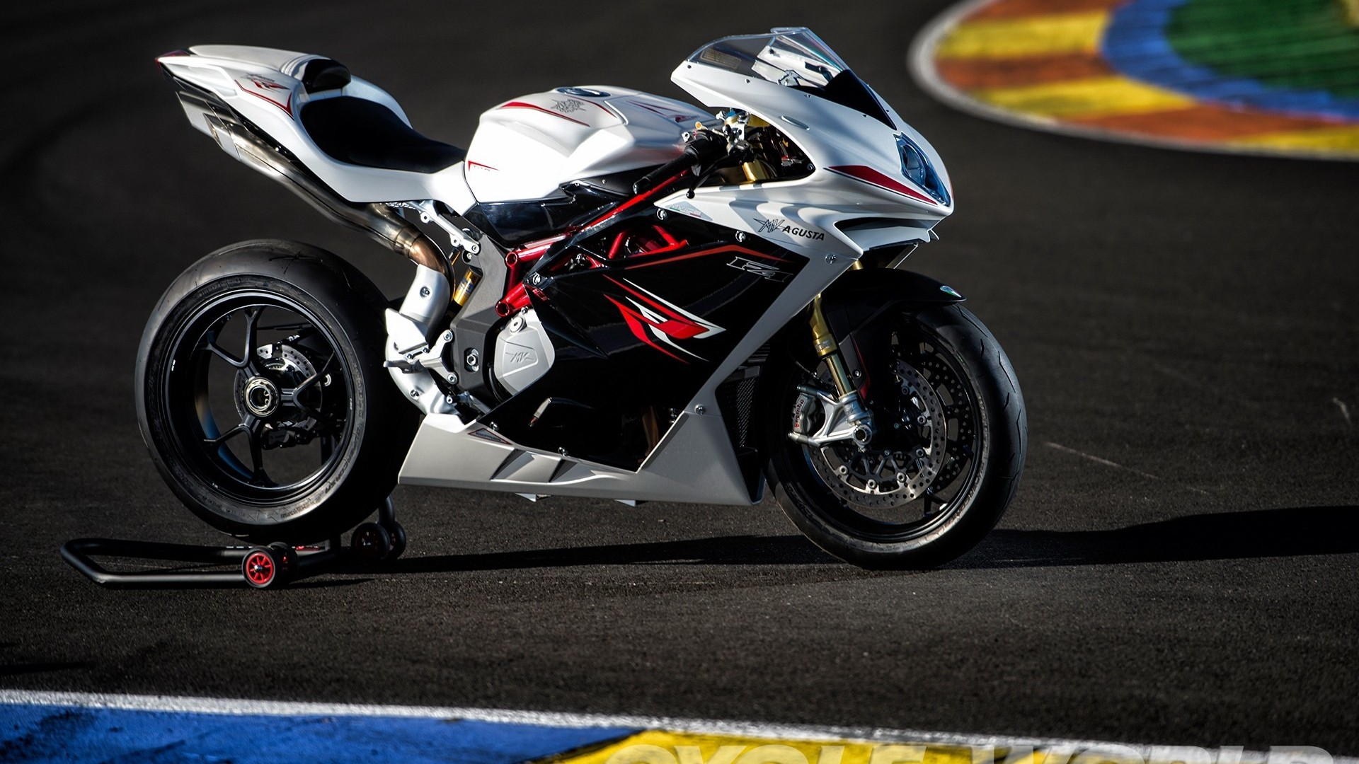 Sport Bikes Wallpapers For Android: MV-Agusta Sportbike Wallpaper