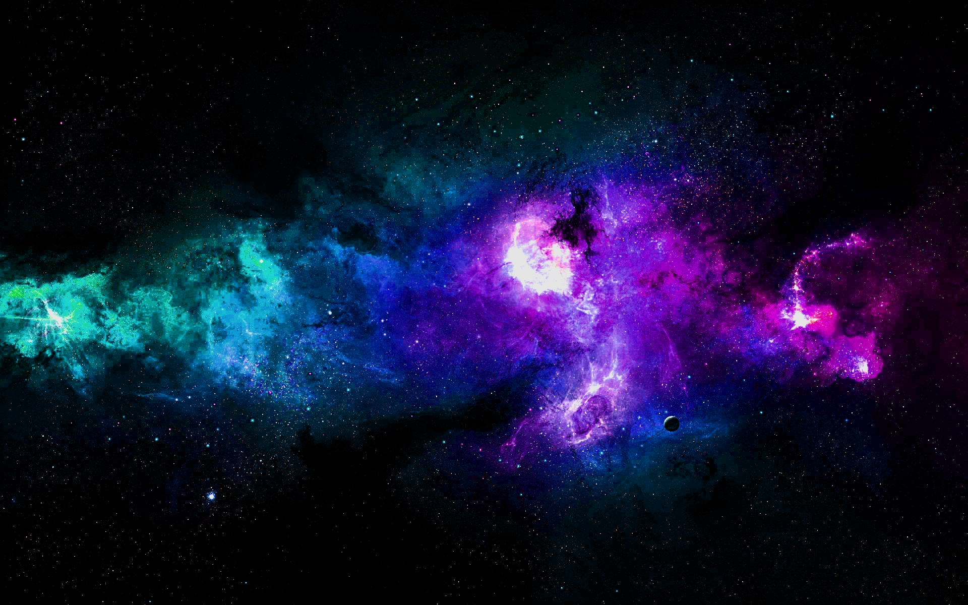 Nebula Wallpaper 1920X1200 - Pics about space