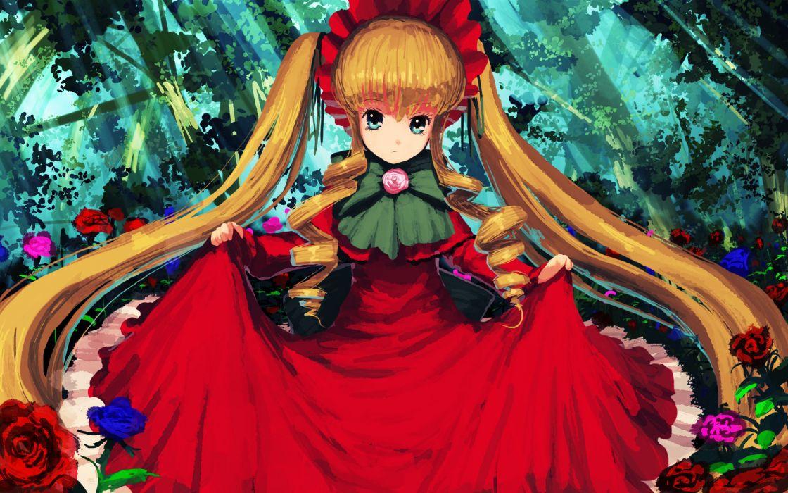 rozen maiden shinku wallpaper
