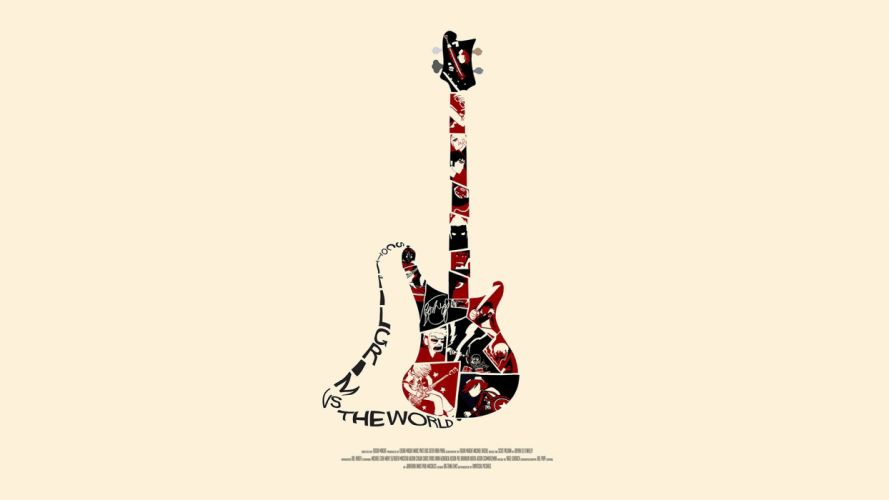 Scott Pilgrim Guitar guitars movie wallpaper