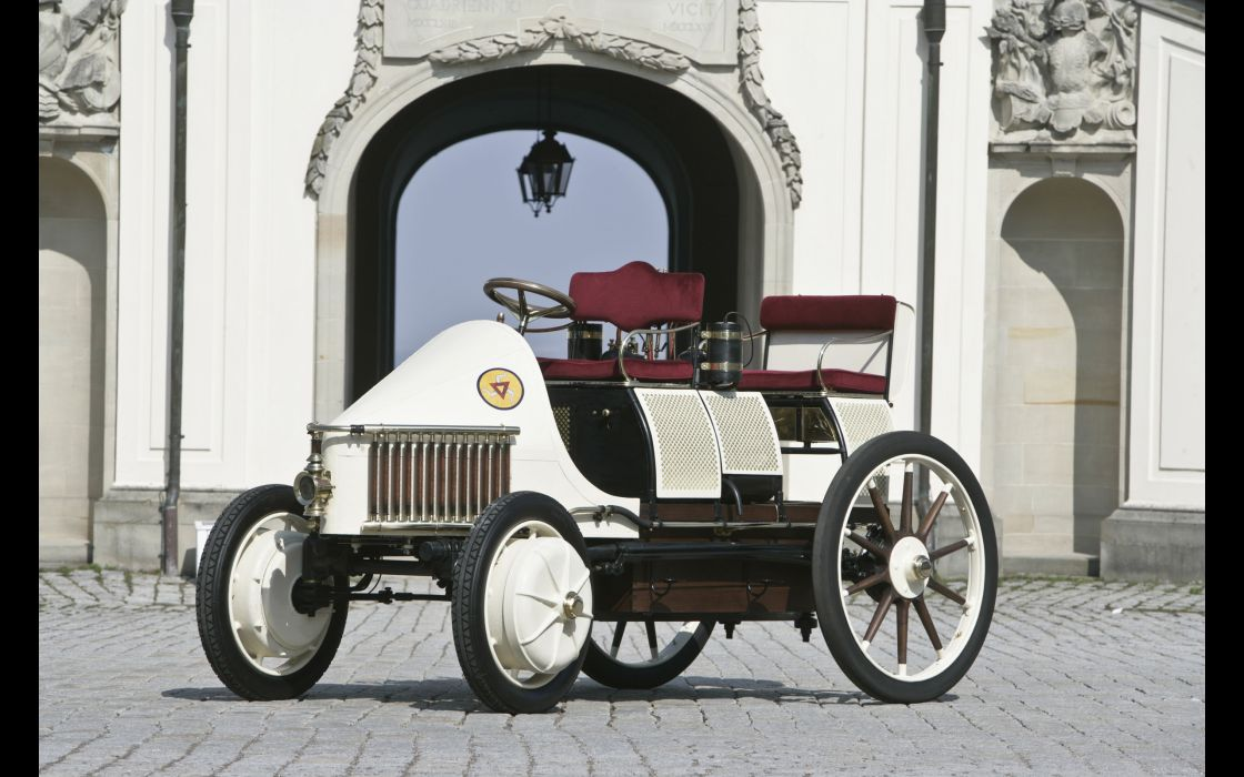 1900 Lohner Porsche Semper Vivus retro    f wallpaper