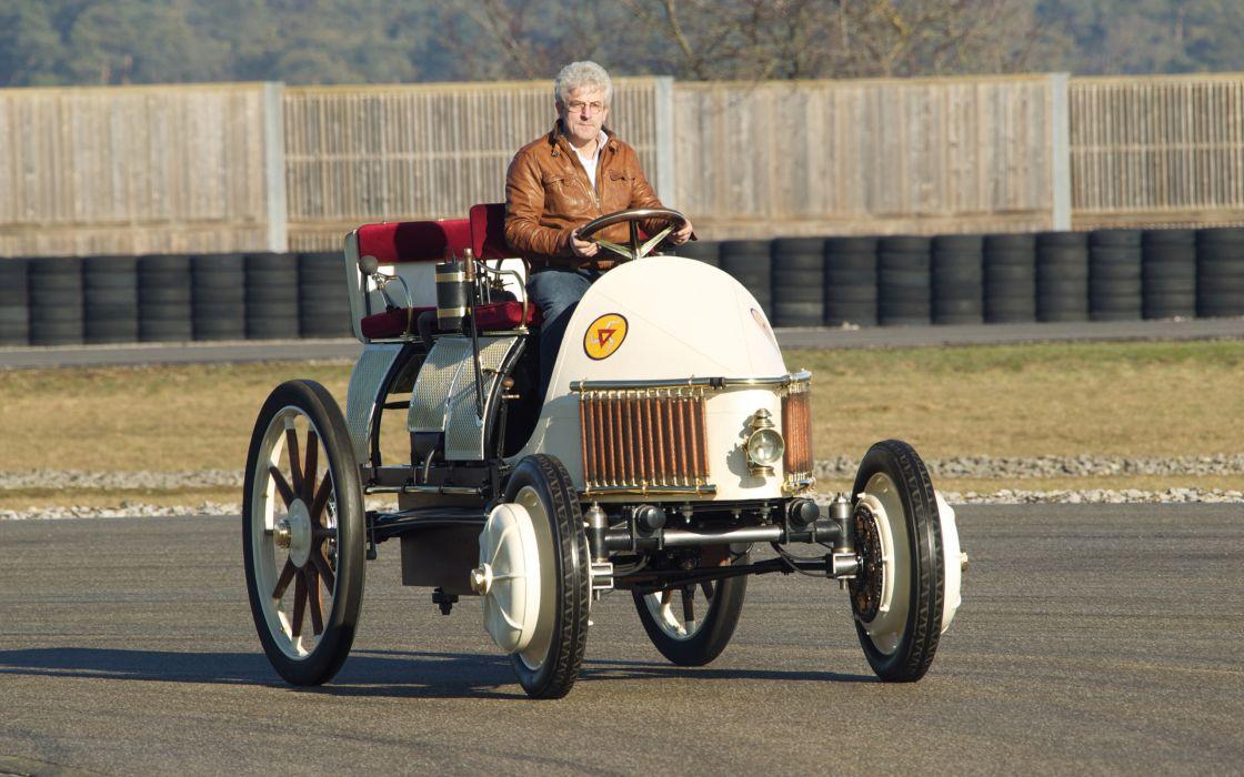 1900 Lohner Porsche Semper Vivus retro    g wallpaper