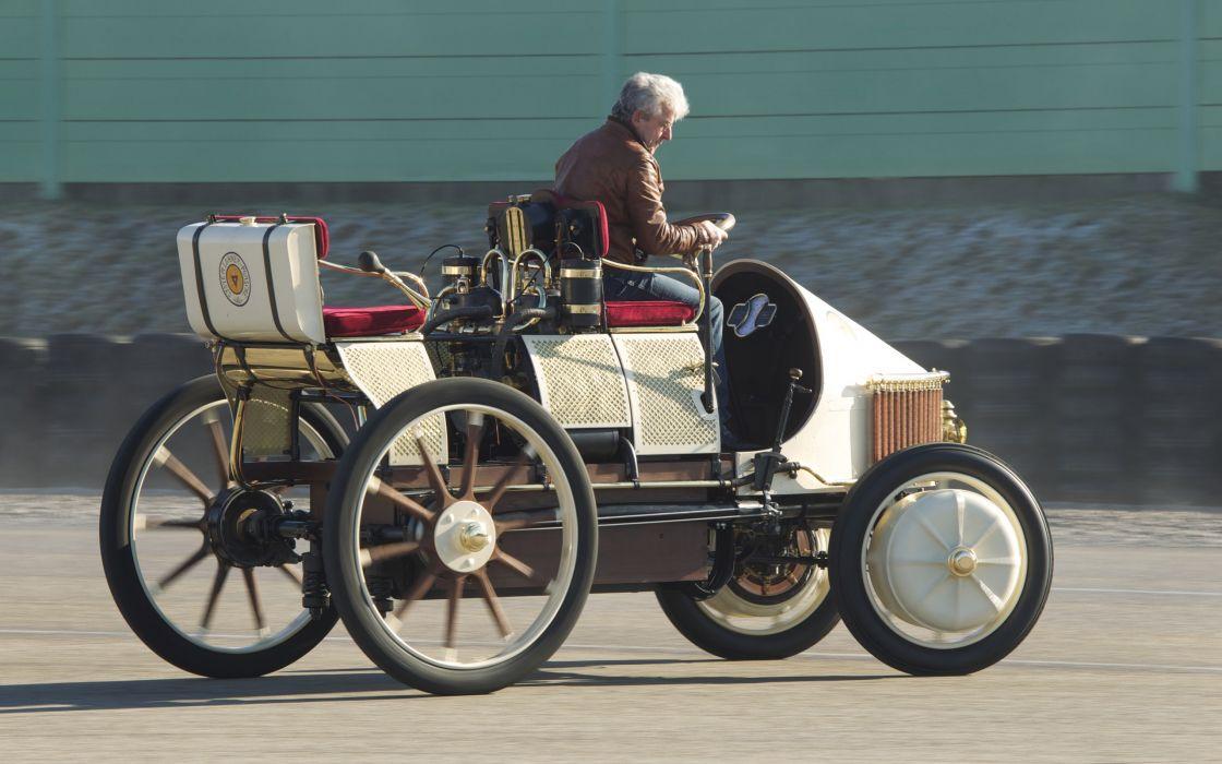1900 Lohner Porsche Semper Vivus retro    gd wallpaper