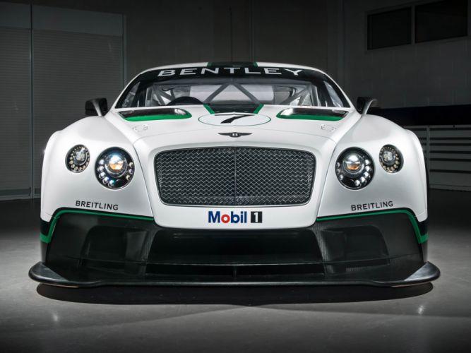 2013 Bentley Continental GT3 supercar supercars race racing luxury gw wallpaper