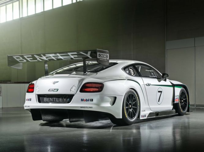 2013 Bentley Continental GT3 supercar supercars race racing luxury g wallpaper