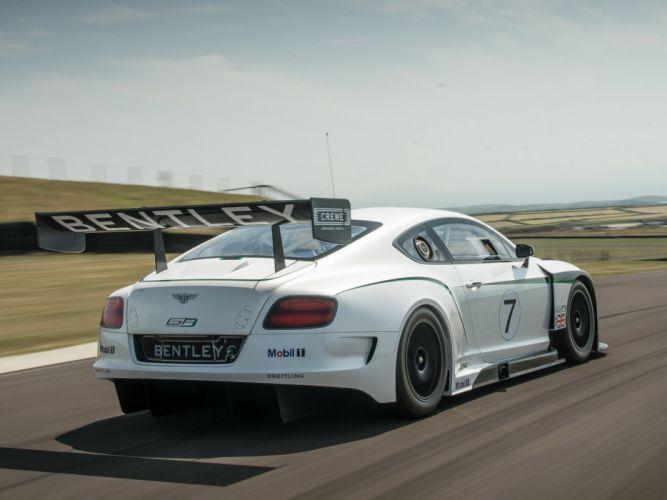 2013 Bentley Continental GT3 supercar supercars race racing luxury f wallpaper