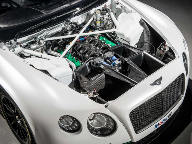 2013 Bentley Continental GT3 supercar supercars race racing luxury engine engines wallpaper