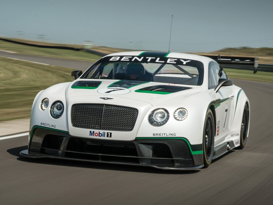 2013 Bentley Continental GT3 supercar supercars race racing luxury wallpaper